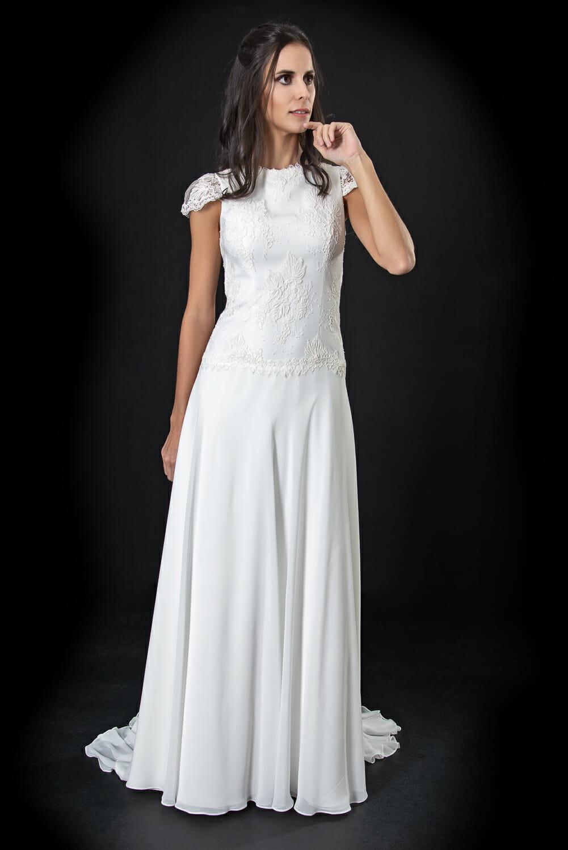 Marisa de la Fuente - Diseñadora vestidos de Novia - Madrid