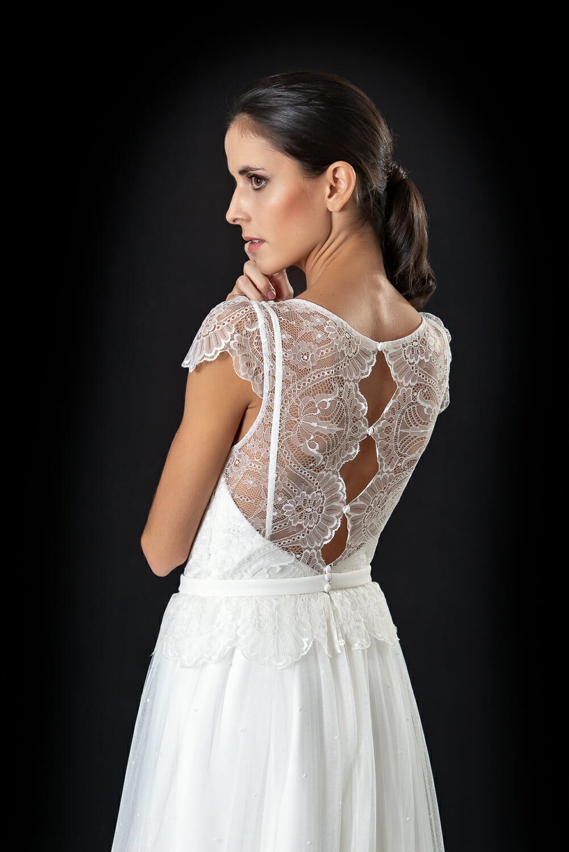 Vestidos de novia a medida - Marisa de la Fuente